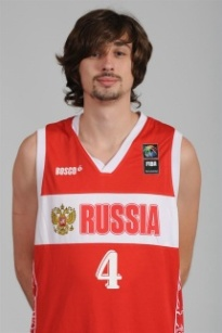 Alexey Shved - Team Russia