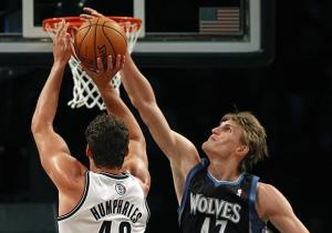 Kirilenko blocks
